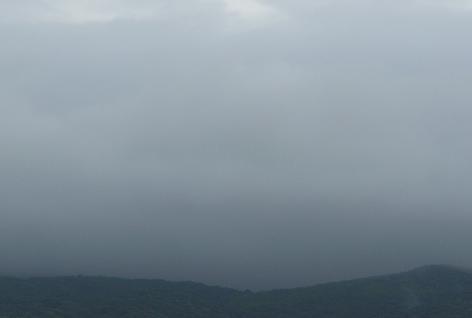 雨上がりの空♪
