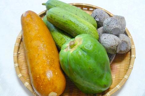 沖縄の野菜たち♪