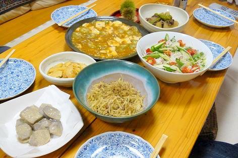 沖縄野菜の料理♪