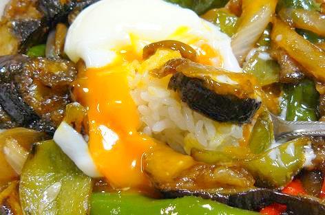 トロ~リ卵と野菜がグー♪