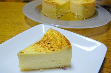 ボンファムのチーズケーキ♪