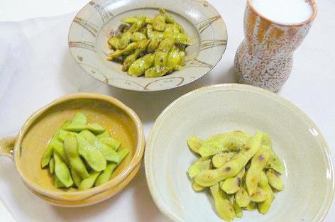 最高に美味い枝豆でした(^^)