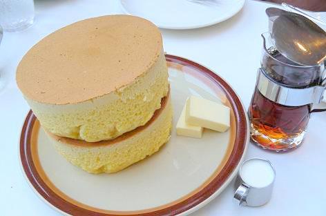厚さ2cmのホットケーキ♪