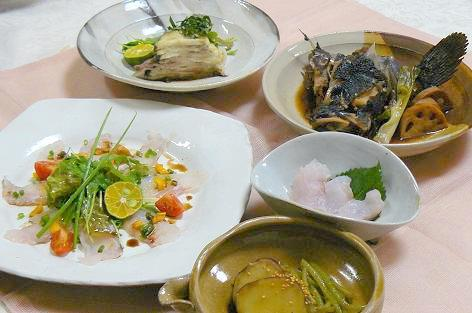 ある日の夕飯♪