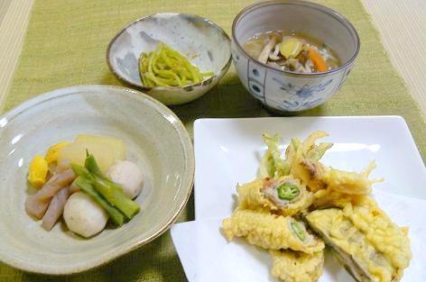 最近の夕飯♪