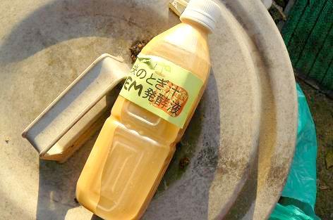 EM発酵液