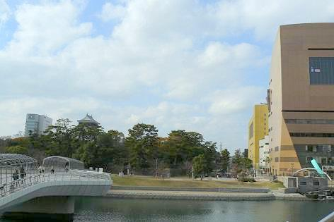 小倉城へ♪