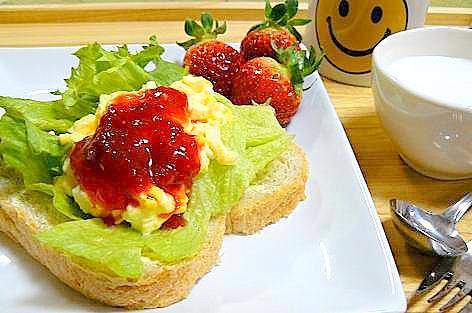 トマオの朝食♪