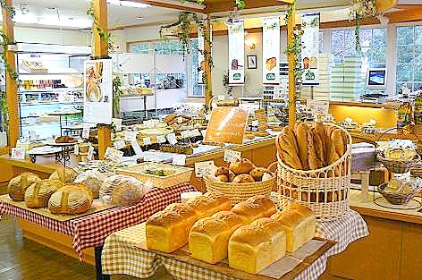 美味しそうなパンがいっぱい!