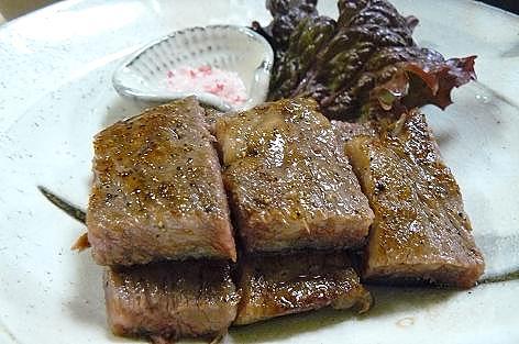 お肉だ~♪