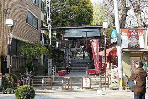 櫛田神社♪