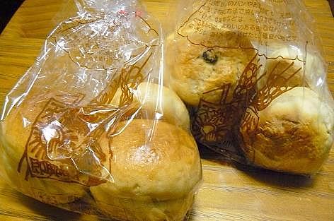 即興詩人のパン♪