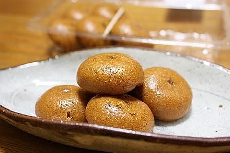 10円饅頭♪