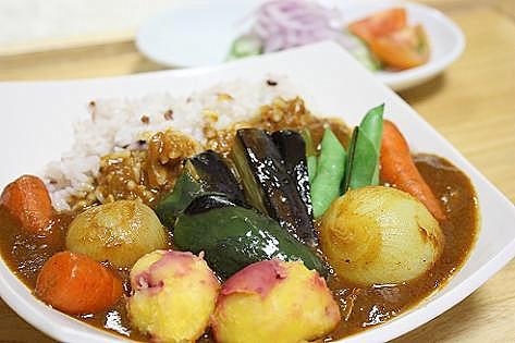 夏野菜カレー♪