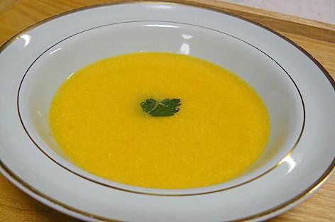スープに♪