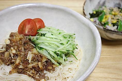 坦々麺風♪