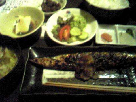 魚魚魚~♪魚を食べると~♪