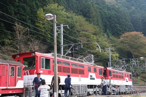 ミニ列車2