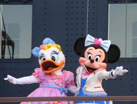 ミニー&デイジー2
