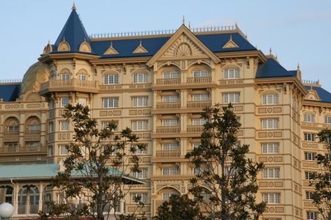 ディズニーホテル1
