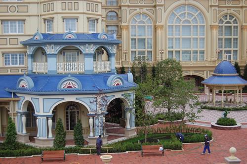 ディズニーホテル2