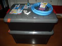 水耕栽培装置の材料01