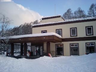 スキーセンター外観