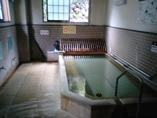 渋の湯内湯