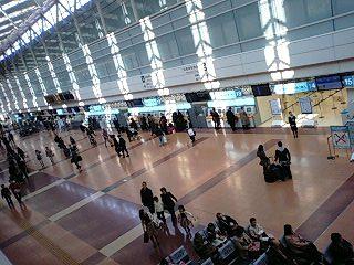 羽田空港内