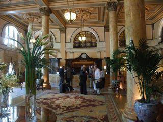 ウィラードホテル