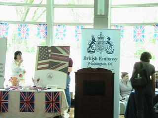 UK大使館
