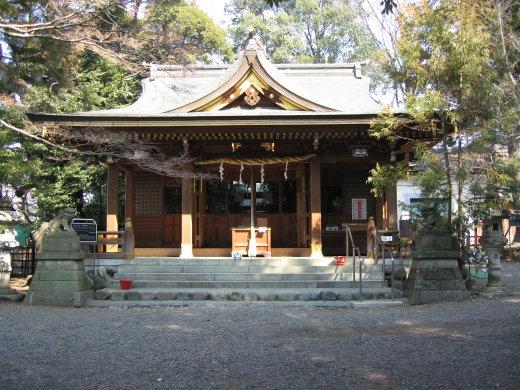 阿蘇神社←八幡神社
