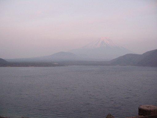 本巣からの富士山