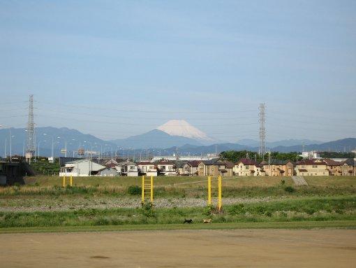 あさたまの富士山