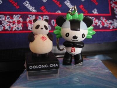 北京オリンピック・マスコット