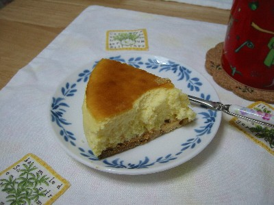 横浜人気チーズケーキ