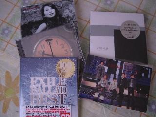 最近のお気に入り(CD・DVD)