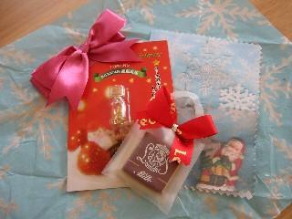 ケイちゃんからのクリスマス・プレ