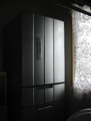おにゅーの冷蔵庫