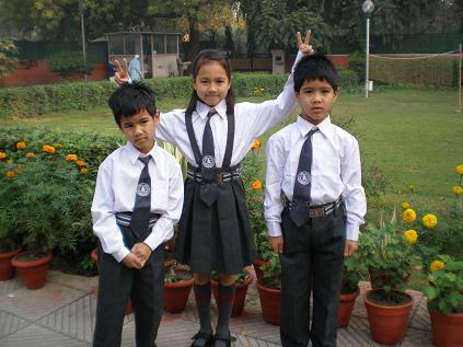 インドの学校1
