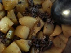 大根の煮物