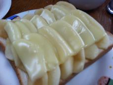 りんごチーズ