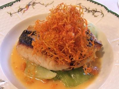 魚料理メジナ