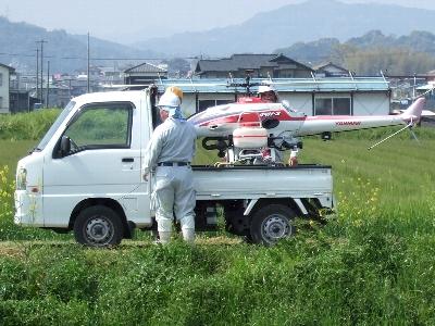 無線ヘリコプター