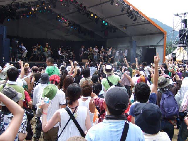 2009FUJIROCK祭
