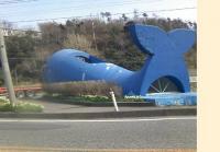 鯨波の歩道橋1のコピー
