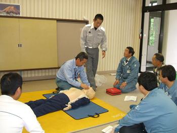 酸素欠乏危険作業 特別教育