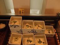 梅の花 ざる豆腐