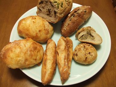 5th記念パン
