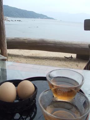 塩釜ゆで卵